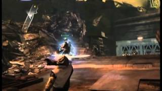 Star Wars: The Force Unleashed 3a Misión (Raxus 1) [NIVEL COMPLETO]