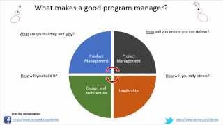 What makes a good Program Manager