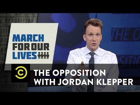 Xxx Mp4 Adult Splaining Grammar To Teen Activist David Hogg The Opposition W Jordan Klepper 3gp Sex