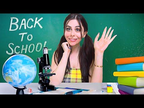 I TRIED GOING BACK TO SCHOOL Kindergarten 2