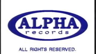 Alpha Records - Videoke Logo Version 2