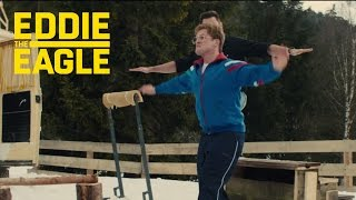 Eddie the Eagle | Extended Preview Clip | 20th Century FOX