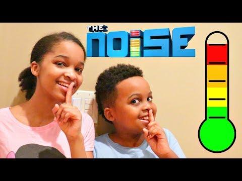 Xxx Mp4 THE NOISE O METER Shasha And Shiloh Onyx Kids 3gp Sex
