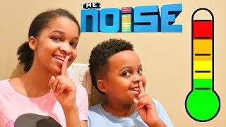 THE NOISE-O-METER vs Shasha And Shiloh - Onyx Kids