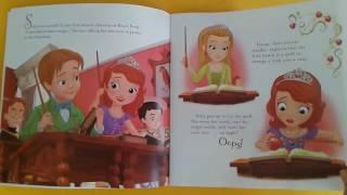 Sofia the First, Sofia's Magic Lesson Story