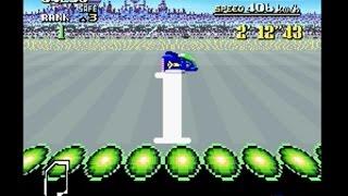 Super Mario Kart (Bonus #0): F-Zero
