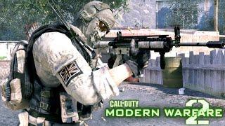 call of duty modern warfare 2 takedown mission gameplay veteran