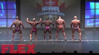 olympia 2017 Bodybuilding Final  FLEX TXX