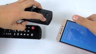 How to Configure Le 1s/Le Max Remote to Work with Any IR Device