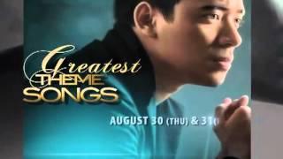 Erik Santos Greatest Themesongs