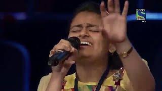 Hai Rama Ye Kya Hua | Ananya Nanda - Indian Idol Junior 2015