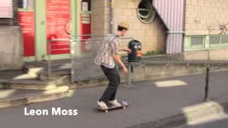 Slam, Handy Kaputt ?! Skateboarding - Leon Moss