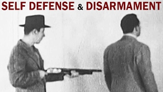 Self Defense & Disarmament Techniques | LAPD Training Film | ca. 1949