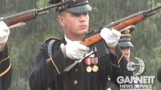 Final Honors- 21 guns