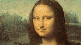 Scientists Discover Mona Lisa's Secret Message