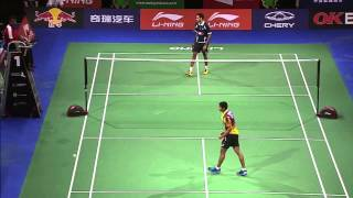 MS - 2014 World Championships - Match 12 Day 3