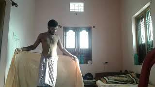 How to make Kshietriya Style Dhoti