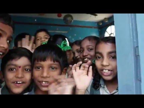 A day in the life of Riverside School, Mori, Andhra Pradesh, India