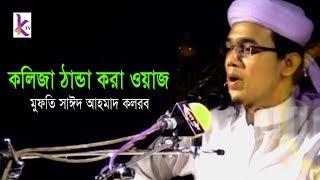 Patli Tafsir | Mufti Sayed Ahmad Kalarab | Bangla New Waz 2017at Sylhet