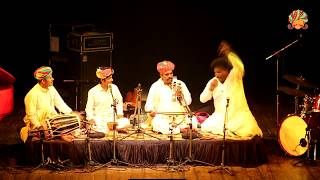 Sound of Khartal-Kamaicha-Dholak a Jugabandi by The Manganiyar's