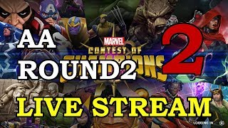 Archangel Arena - Round 2 - Part 3 | Marvel Contest of Champions Live Stream