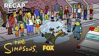 The 300th Episode! | Season 28 | THE SIMPSONS