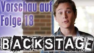 Vorschau auf Folge 18 - BACKSTAGE    Disney Channel