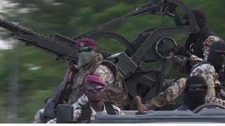 Côte d'Ivoire-mutinerie : appel à la retenue