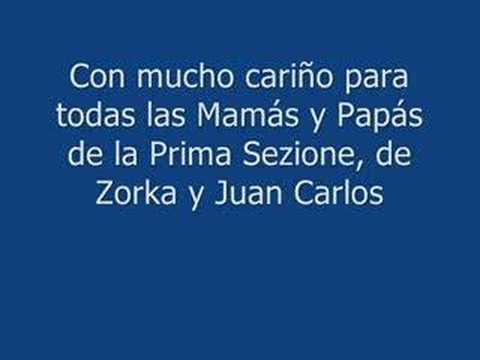 Trote Tarapaqueño Prima Sezione Scuola Materna