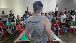 QF Felipinho x Ramon Lolito torneio de bolinho Ibaté