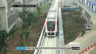 Skytrain Bandara Soekarno Hatta Resmi Beroperasi