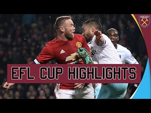 HIGHLIGHTS: MANCHESTER UNITED 4-1 WEST HAM