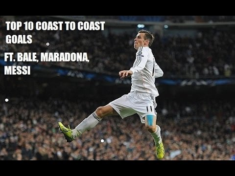 Top 10 Coast To Coast Goals
