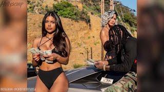 Tyga Celebrates Kylie Jenner Breakup with Bikini Models!