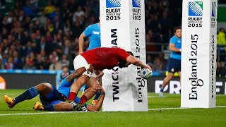 France v Italy - Full Match Highlights and Tries