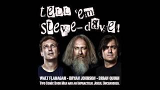 Tell 'Em Steve Dave! 264 The Blue Juice Comics 1 True 3 Invitational Part 1