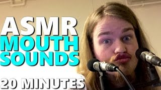 ASMR - Mouth Sounds Galore! (Stereo)
