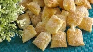 Puff Pastry Recipe - Only Two Ingredients Needed - Bow Pastry