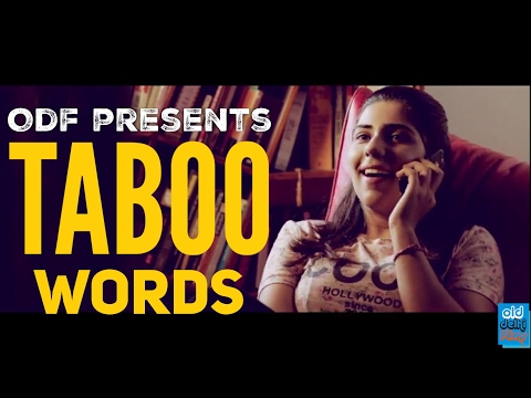 What if Taboo words were censored in India- Sex, Periods, Teen Pregnancy  (ODF)
