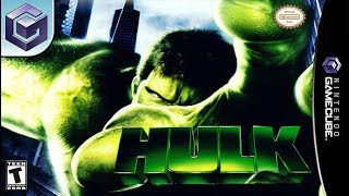 Longplay of Hulk