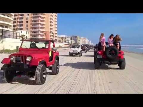Jeep Beach. Best HD video by Jeep Only Club