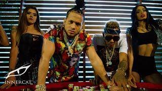 """El Alfa El Jefe ft. Yomel """"El Meloso"""" - RULETA (Video Official) JC Restituyo"""