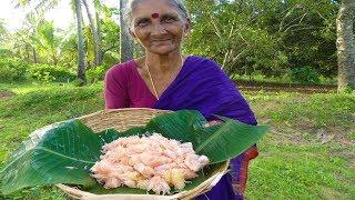 మంసాహారంలో ఇంత రుచికరమైనది తిని ఉండరు | రొయ్యలు గుడ్లు పులుసు | Prawns egg grevy
