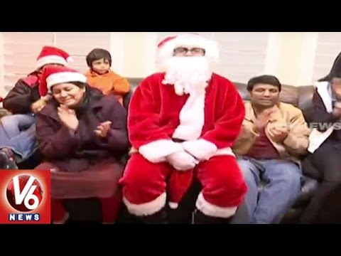 Indian Americans Pre-Christmas Celebrations In Bay Area | V6 News