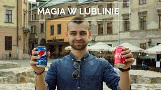 Wyzwanie Cola-Pepsi, Iluzjonista Piotr Denisiuk