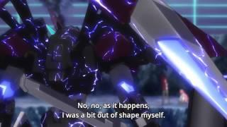 Ayato Amagiri VS AR-D [ Gakusen Toshi Asterisk - Season 2 ]
