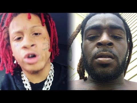 FDM Grady Gets Jumped By Trippie Redd And Lil Wop