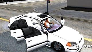 Honda Civic Mehmet ALAN - GTA San Andreas