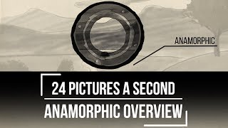 Anamorphic Lenses - 24 Pictures a Second