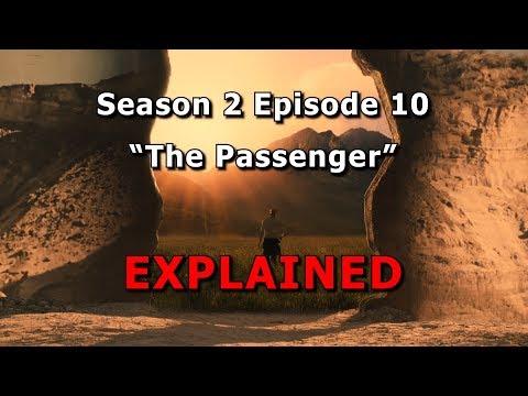 Westworld Season 2 Episode 10: EXPLAINED (Season Finale)